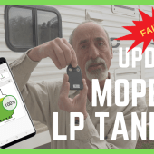Episode 94: Mopeka LP Tank Check Update – Fail & Fix | RV gear tips tricks how-to