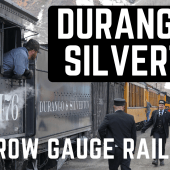 Episode 99: Durango & Silverton Narrow Gauge Railroad | Colorado travel RV camping