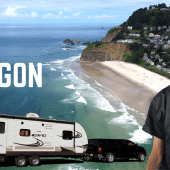 Ep. 116: Oregon | Travel RV camping