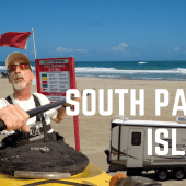 Ep. 121: South Padre Island | Texas RV travel camping