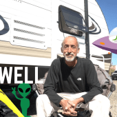 Ep.127: Roswell | New Mexico RV travel camping