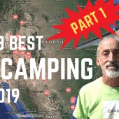 Ep. 131: Top 8 Best RV Camping of 2019 – Part 1 | RV travel