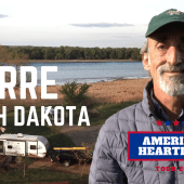 Ep. 155: Pierre, South Dakota | RV travel camping hiking history