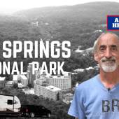Ep. 162: Hot Springs National Park | Arkansas RV travel camping