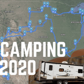 Ep. 182: Best RV Camping of 2020 | travel US roadtrip full-time | Full season edit