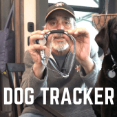 Ep. 200: Fi GPS Dog Tracker Fitness Collar | RV camping with pets