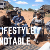Ep. 202: RV Lifestyle Roundtable | travel camping fulltime weekend part-time
