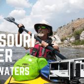 Ep. 212: Missouri River Headwaters | Montana RV travel camping kayaking