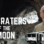 Ep. 214: Craters of the Moon | National Monument Idaho camping hiking