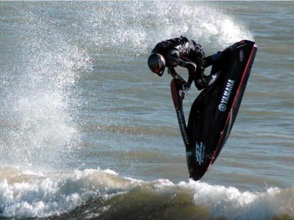 Scooter des mer