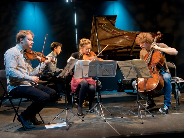 alain 32 Alain 160-Brahms Quatuor-7350