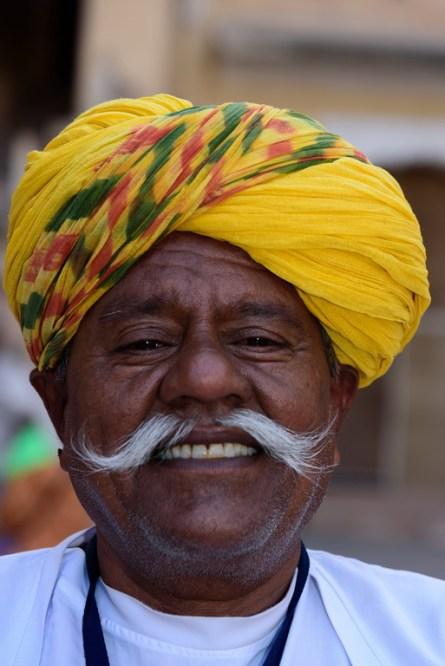 L'homme à la moustache