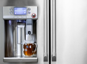 Ge_Keurig_Built_in_brewing_system