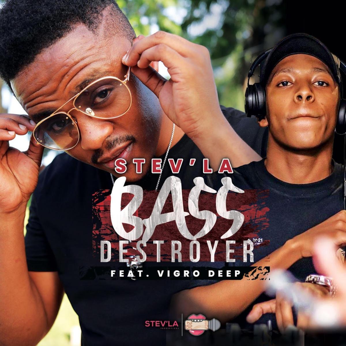 Stev'la - Bass Destroyer (ft. Vigro Deep)