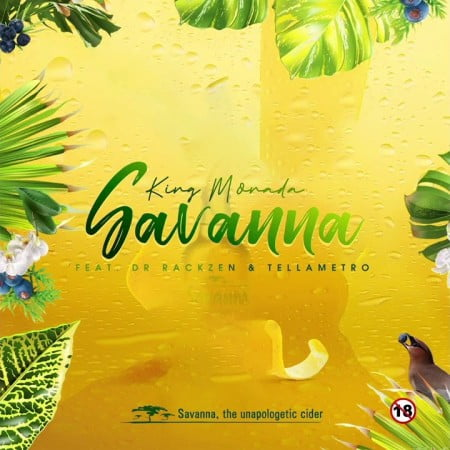King Monada Feat. Dr Rackzen & Tellametro - Savanna
