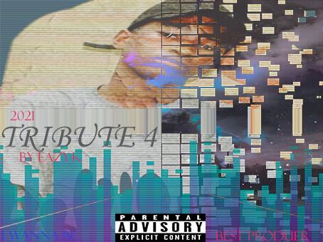 Eazy-K - TRIBUTE (Vol 4) EP