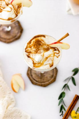 Apple Cider Float 2 1 277x416 - Apple Cider Floats (So Easy and Delicious!)