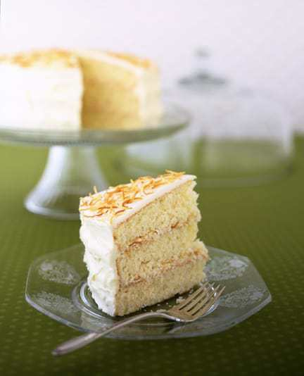 Patty Pinner Easy Coconut Cake Recipe 1 - Easy Coconut Cake Recipe