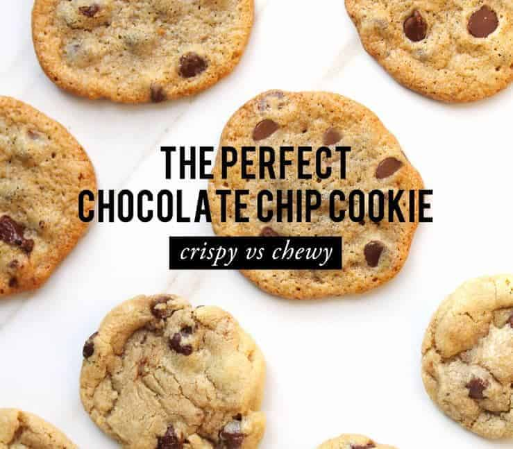everygirl 1 - Perfect Chocolate Chip Cookies