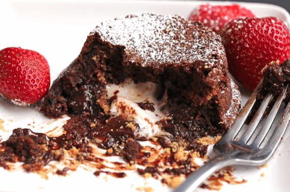 Screenshot 2014 02 04 07.29.24 570x378 - S'more Lava Cake