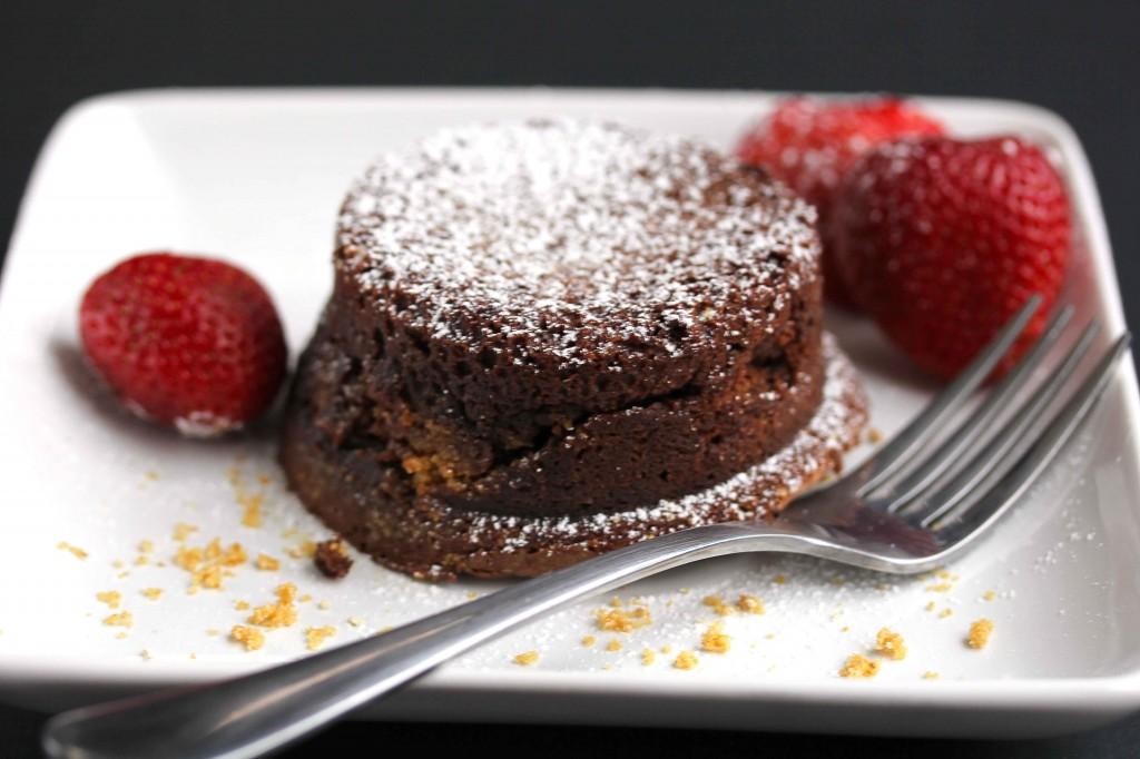 smore lava cake 1 1024x682 - S'more Lava Cake