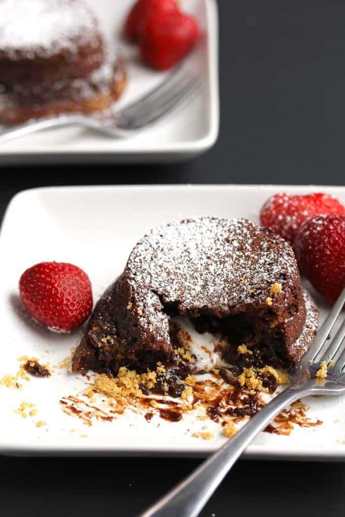smore lava cake 2 683x1024 - S'more Lava Cake