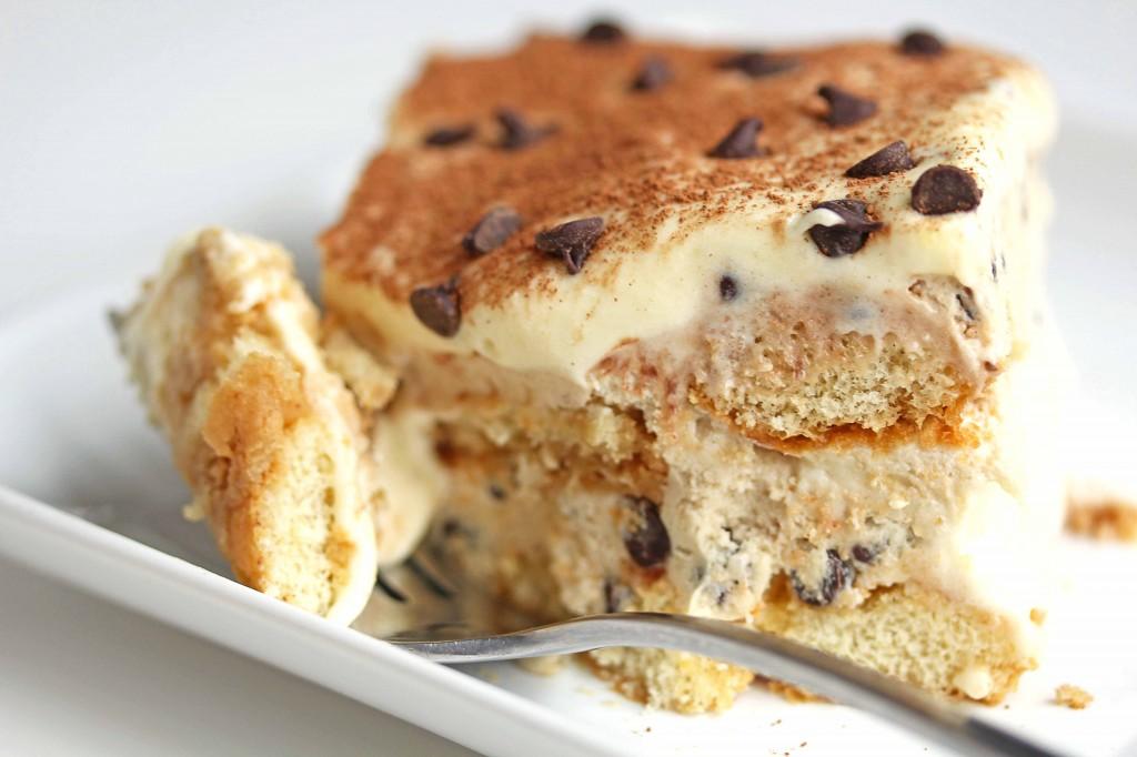 cookie dough tiramisu 2 1024x682 - Chocolate Chip Cookie Dough Tiramisu
