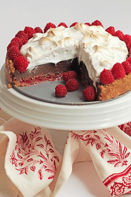 gbc raspberry smore pie web3 - Raspberry S'more Pie