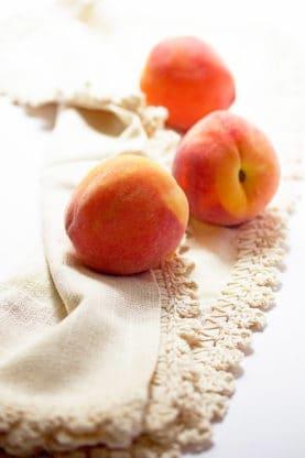 Fresh peach pie 1 277x416 - Fresh Peach Pie Recipe