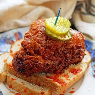 Nashville Hot Chicken Recipe 1 320x320 - Nashville Hot Chicken Recipe (Better Than Hattie B's!)