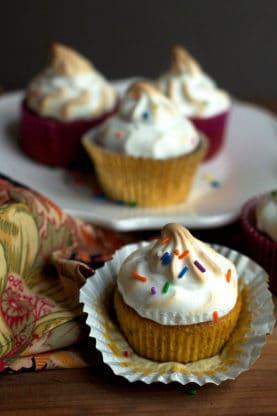 Sweet Potato Cupcakes | Grandbaby Cakes