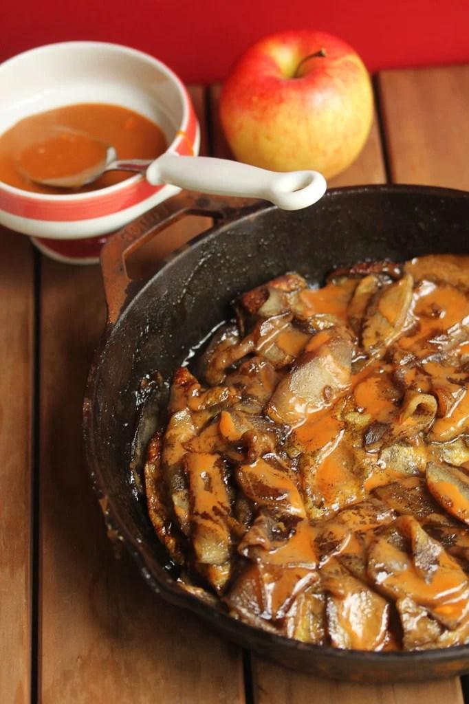 butterscotch apple pancake 1 682x1024 - Butterscotch Apple Pancake