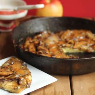 butterscotch apple pancake 4 320x320 - Butterscotch Apple Pancake