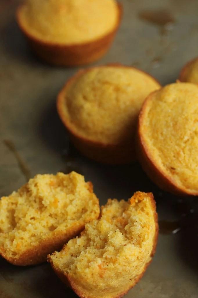 Maple Rum Sweet Potato Cornbread   Grandbaby Cakes