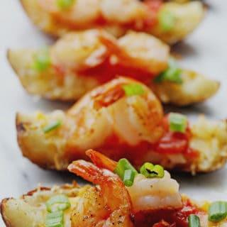 Shrimp Nacho Potato Skins 1 320x320 - Shrimp Nacho Potato Skins