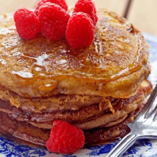 french toast pancakes image 320x320 - French Toast Pancakes Recipe