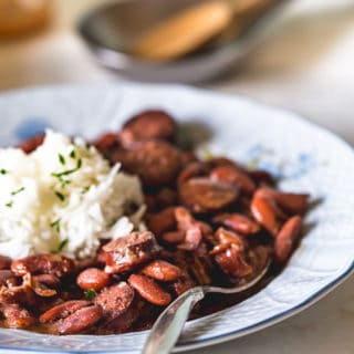 Cajun Red Beans And Rice Recipe 3 320x320 - The BEST Red Beans and Rice Recipe