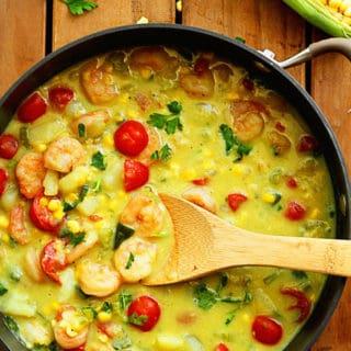 Shrimp and Corn Chowder 1 1 320x320 - Shrimp and Corn Chowder