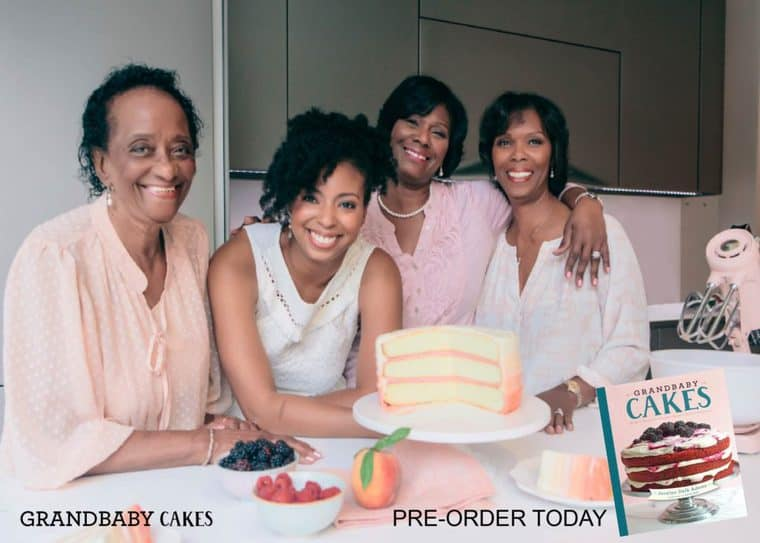 Grandbaby Cakes Cookbook family portrait 1024x731 - Introducing the Grandbaby Cakes Cookbook (and VIDEO)! Pre-Orders (Special Gift With Purchases) Start Now!