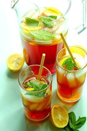 Southern Sweet Tea Recipe 1 277x416 - 20+ BEST Labor Day Recipes to Make Your Holiday a Hit!!
