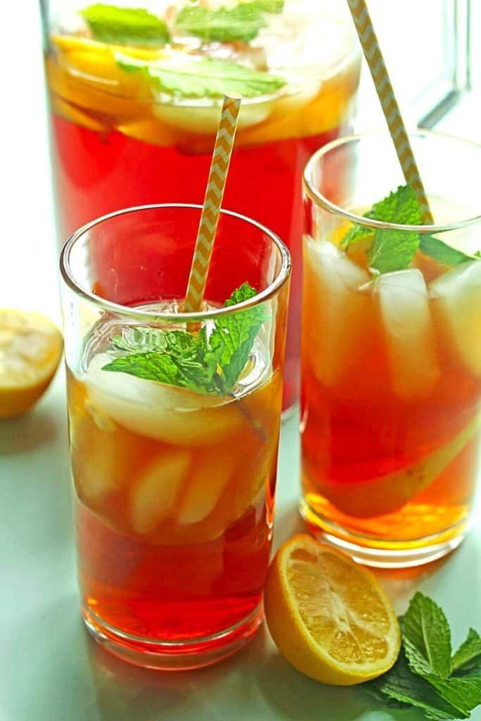 Southern Sweet Tea Recipe 2 683x1024 - Southern Sweet Tea Recipe