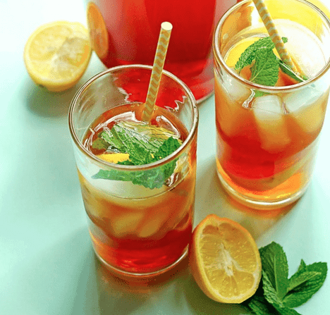 Southern Sweet Tea featured image - The Ultimate Easter Menu!