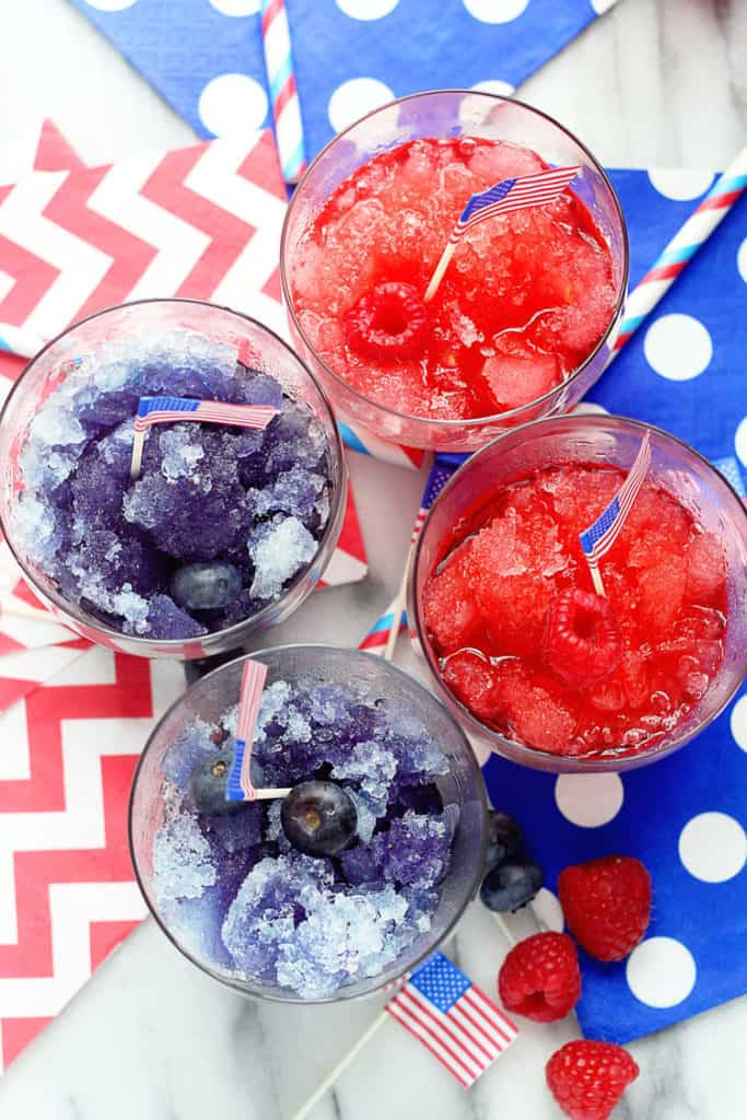 4th of July Spiked Snow Cones 5 683x1024 - Red and Blue Spiked Snow Cones