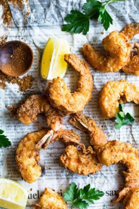 Fried Shrimp Recipe 2 277x416 - Fried Shrimp Recipe (How to Fry Shrimp)
