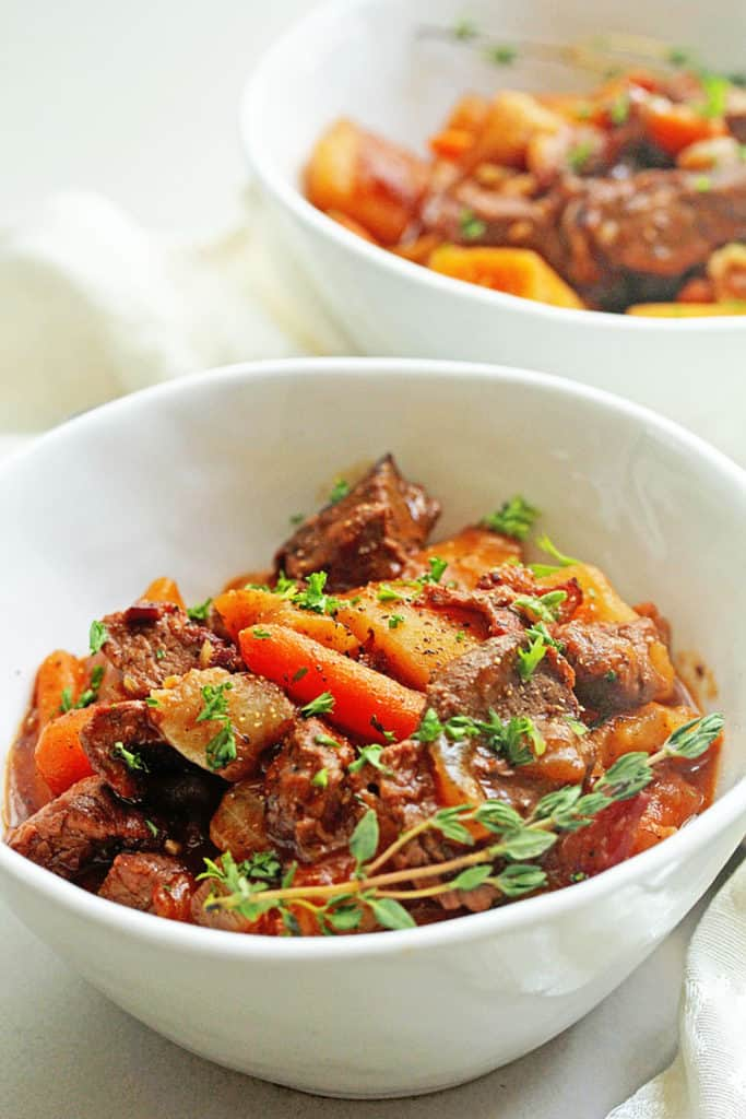 Classic Beef Stew 1 683x1024 - Delicious Beef Stew Recipe (How to Make Beef Stew)