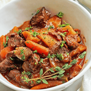 Classic Beef Stew 320x320 - Delicious Beef Stew Recipe (How to Make Beef Stew)