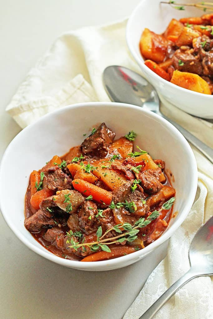 Classic Beef Stew 4 683x1024 - Delicious Beef Stew Recipe (How to Make Beef Stew)