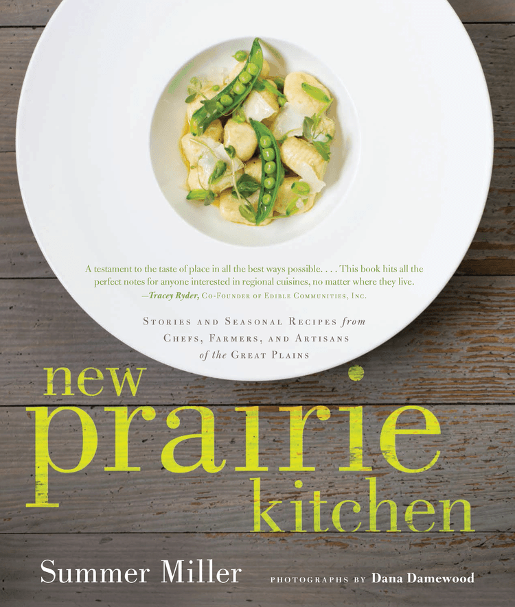 New Prairie Kitchen Page 01 - Potato and Squash Gratin and Giveaway