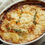 Potato and Squash Gratin | Grandbaby Cakes