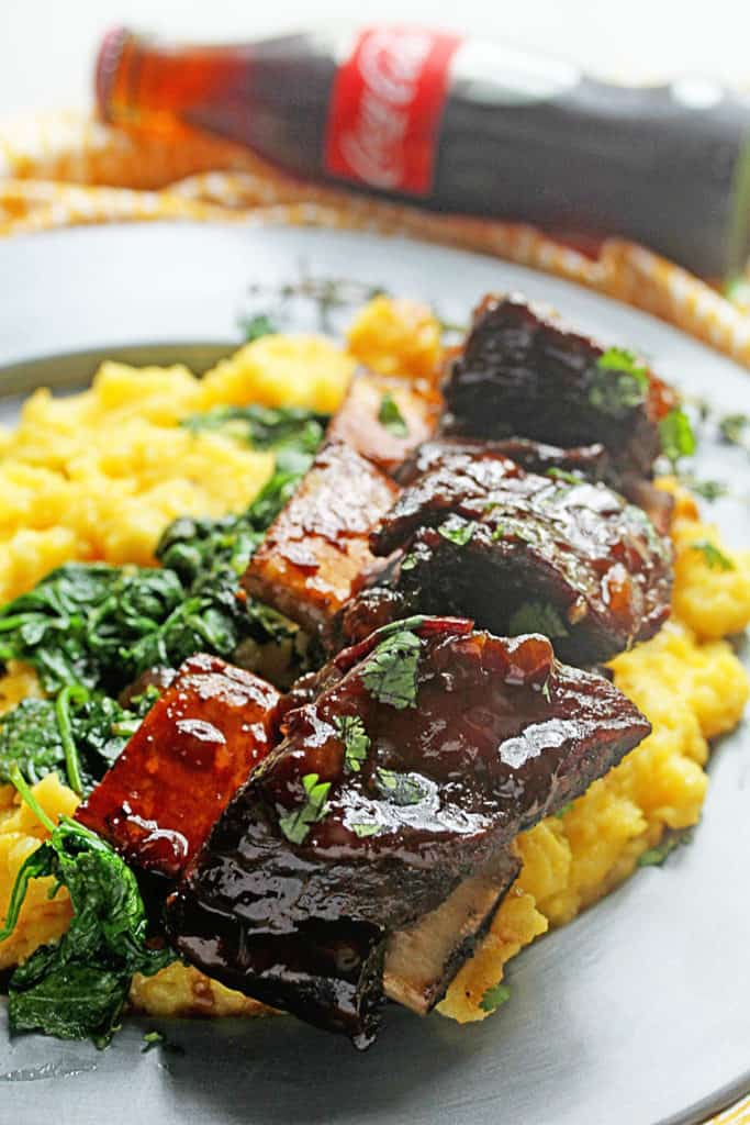 Coke Braised Short Ribs | Grandbaby Cakes
